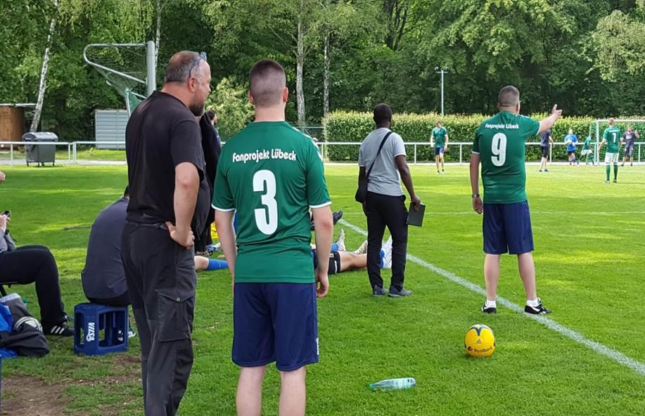 Teilnahme am 28. Fanfinale in Berlin